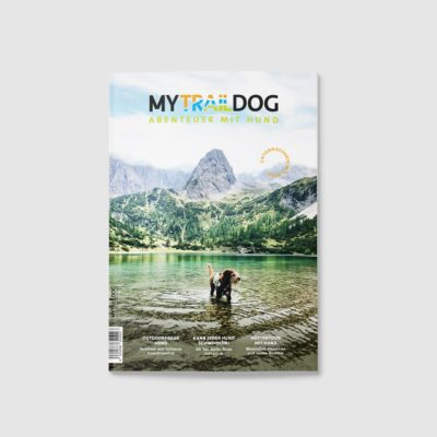Das My Trail Dog Magazin im Abonnement