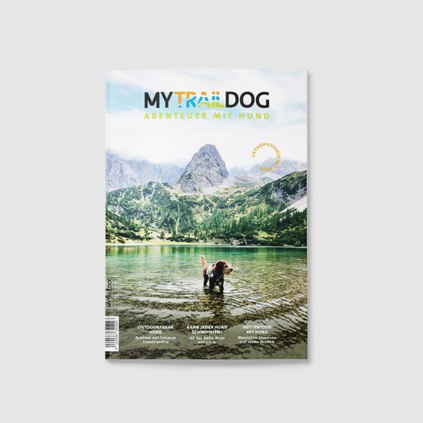 Das My Trail Dog Magazin im Abonnement